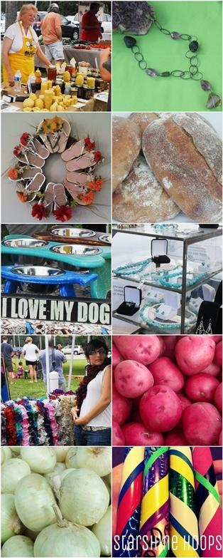 Arts Market Joins Farmers Market in Fernandina Beach