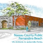 Fernandina Library Ground Breaking