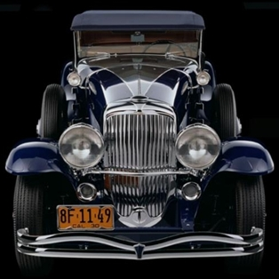 General Lyon's Duesenberg Comes Comes to The Amelia