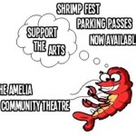 Shrimp Festival Parking Passes are on Sale Now