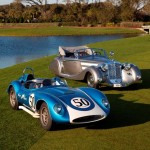 Horch 853 and Scarab Win 19th Annual Amelia Island Councours d'Elegance