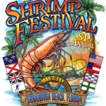 2014 Shrimp Festival T-Shirt Design Selected