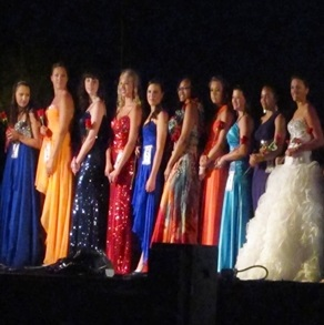 Miss Shrimp Festival 2014 Scholarship Pageant