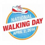 Lace Up Your Sneakers and Go Walk on April 2nd