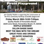 Quality Health Help Fund Raise for Pirate Playground