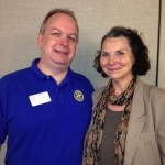 Rotarians Given an Update on What Barnabas Offers