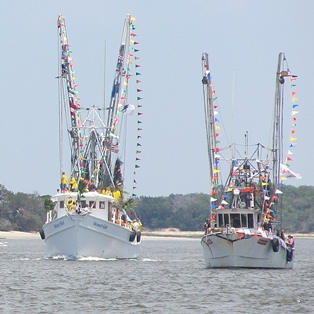 2014 Blessing of the Fleet and Decorated Boat Parade