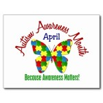 Every April is National Autism Awareness Month