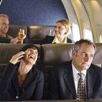 Story of the Obnoxious Airline Commuter