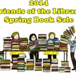 2014 Friends of the Library Spring Book Sale