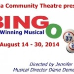 Auditions are Open for Bingo the Winning Musical