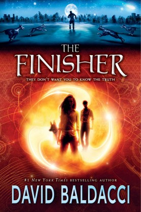 The Finisher, by David Baldacci
