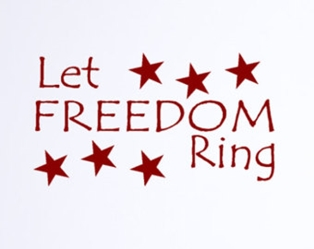 Let Freedom Ring 2014