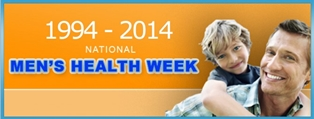 2014 National Men's Health Week and Father's Day