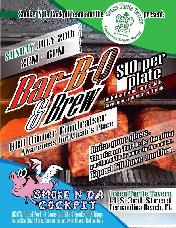 Bar-B-Q and Brew 2014
