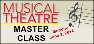Musical Master Class at Amelia Community Theatre