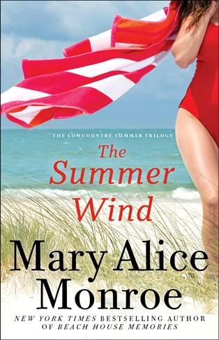 "Mary Alice Monroe awakens readers in ""The Summer Wind"""