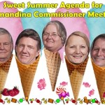 July 15, 2014 Agenda of the Fernandina Commissioners