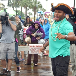 Fernandina's Shrimp Festival to Appear on Eating America