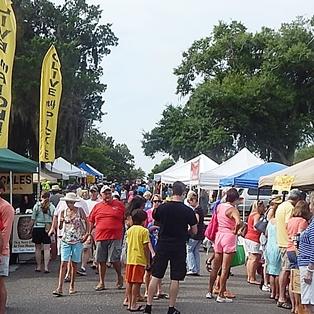 Fernandina Beach Market Place Summer Farmers Market
