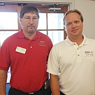 Sunrise Rotary Meets Historic Fernandina Business Association