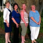 2014 Executive Board of the Eight Flags Chapter AMWA