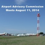 Airport Advisory Commission Meets August 11, 2014