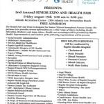 Second Annual Senior Expo and Health Fair