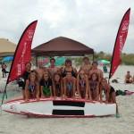 Fernandina Lifeguards Attend Annual Jax Beach Challenge