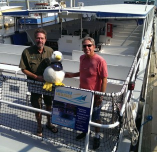 Aflac on Amelia River Cruises