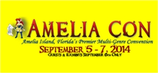 Amelia Con is Coming September 5 to 7