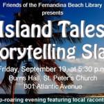Island Tales Storytelling Slam