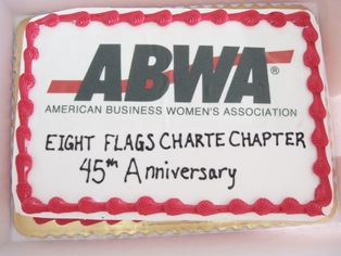 Celebrating 45 Years with American Business Women's Association