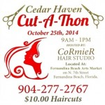 Cut-A-Thon for Cedar Haven Transitional Home for Women