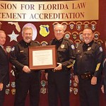 Fernandina Police Receive Re-accreditation