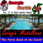 Georgia, Florida and the Swingin' Medallions