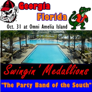 Georgia, Florida and the Swingin' Medallions