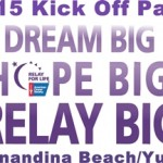 Relay For Life 2015 Kick Off Party