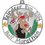 Whimsical Reindeer Run Half Marathon and 5K