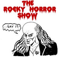Rock Horror Encore Presentation
