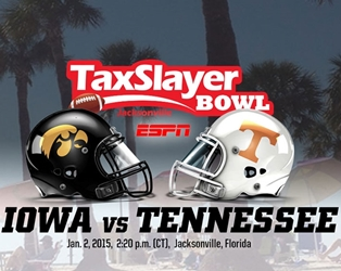 Amelia Island Blitzing Football Fans for 2015 TaxSlayer Bowl