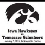 Iowa Hawkeyes Team Huddles on Amelia Island for 2015 TaxSlayer Bowl