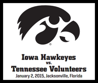 Iowa Hawkeyes Team Huddles on Amelia Island for 2015 TaxSlayer Bowl