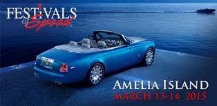 Third Annual Festivals of Speed on Amelia Island