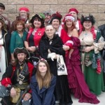 Finding Pirates at Christmas in Fernandina Beach