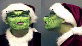 Arresting Grinch to Reduce Holiday Crime