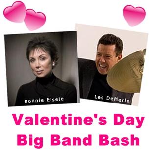 Les DeMerle and Bonnie Eisele's 2015 Big Band Bash
