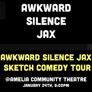 Awkward Silence Comes to Amelia Island