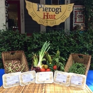 Pierogi Hut Joins the Farmers Market in Fernandina Beach