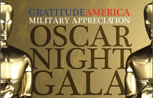 GratitudeAmerica Military Appreciation Oscar Night Gala